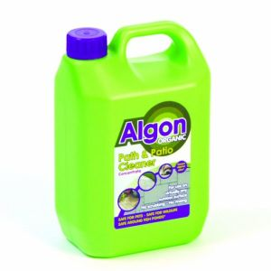 Algon 2.5 Litre Organic Path & Patio Cleaner Concentrate