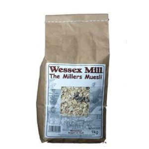 Wessex Mill 1kg The Millers Muesli Mix