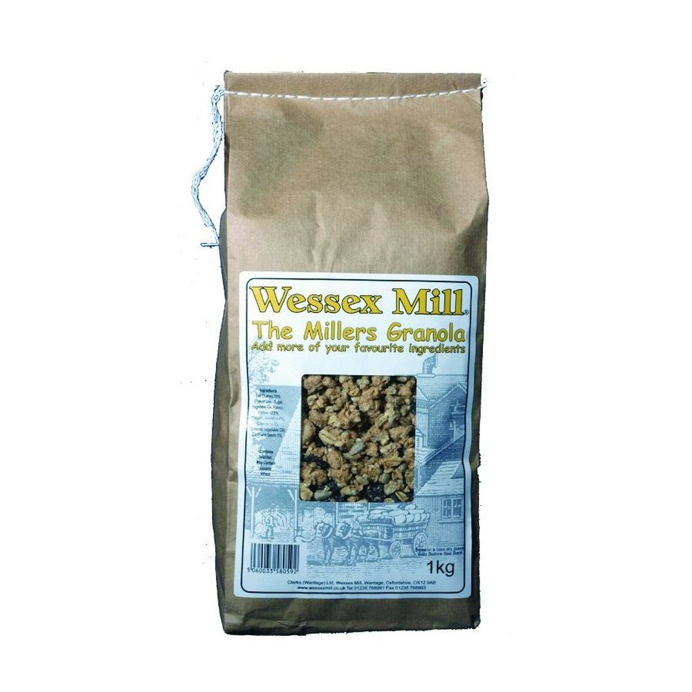Wessex Mill 1kg The Millers Granola