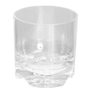 Quest Leisure 250ml Clear Everlasting Tumbler Glass