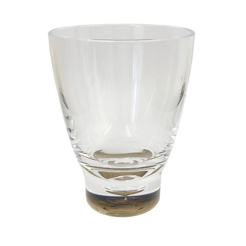 Quest Leisure Smoked Elegance Acrylic Tumbler Glass