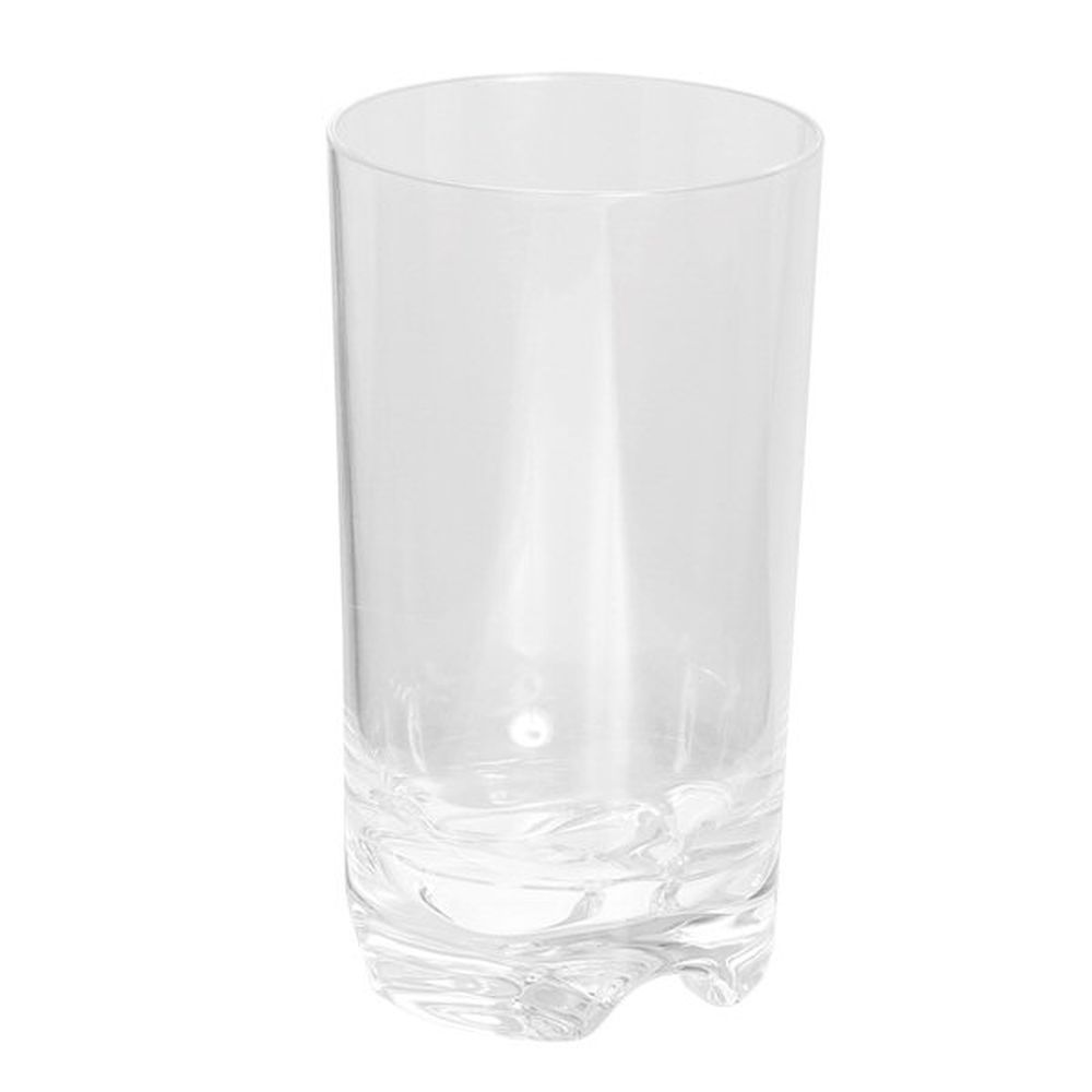Quest Leisure 440ml Clear Everlasting Hi-Tumbler Glass