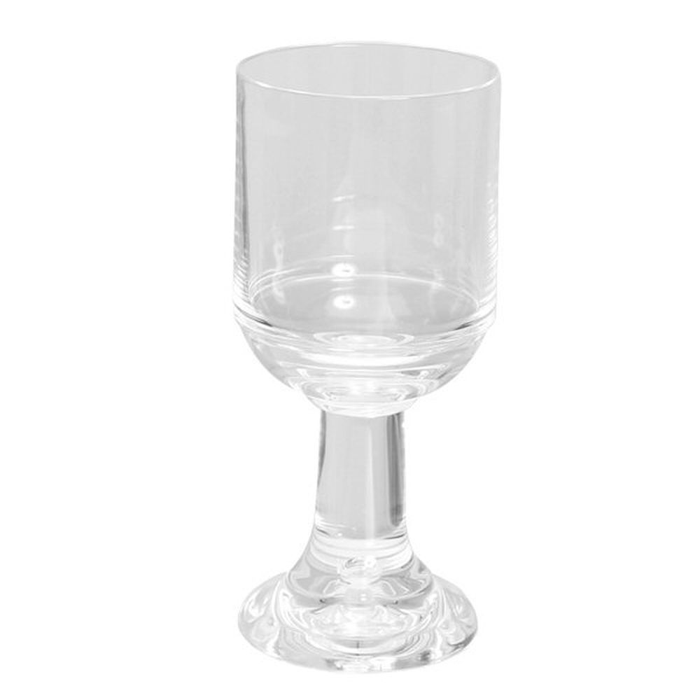 Quest Leisure 240ml Clear Everlasting Goblet Wine Glass