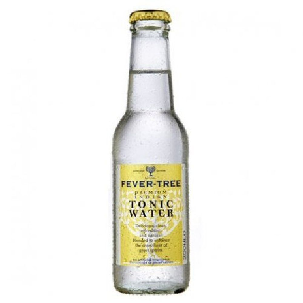 Fever Tree Indian Tonic Water 4 x 200ml
