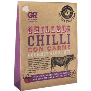 Gordon Rhodes 75g Chilled Out Chilli Con Carne Sauce Mix