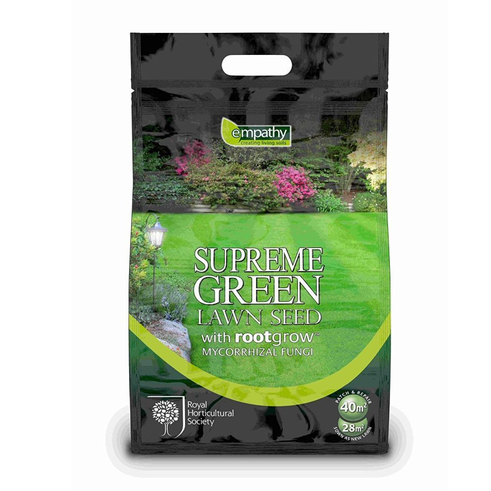 Empathy 1kg Supreme Lawn Seed with Rootgrow