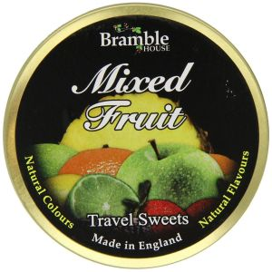 Bramble House Mixed Fruit Travel Sweets 200g