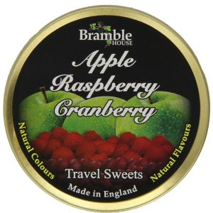 Apple Raspberry Cranberry Travel Sweets 200g