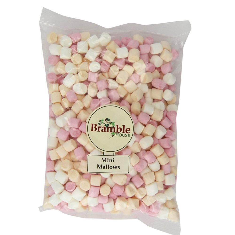 Bramble House 185g Mini Marshmallows