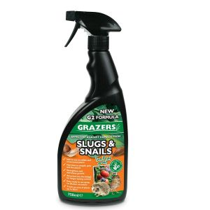 Grazers G2 750ml Slug & Snails Ready to Use Spray