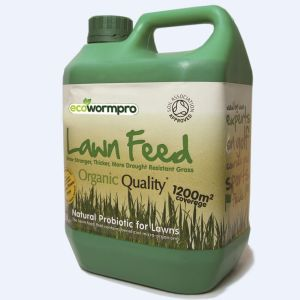 Eco Wormpro 2.5 Litre Organic Lawn Feed (Formerly Eco Charlie)