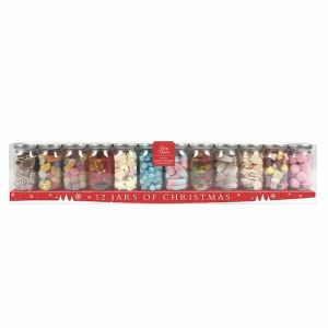 Bon Bons Gourmet 12 Jars of Christmas