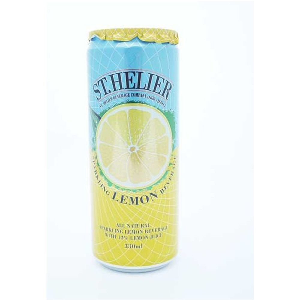 St. Helier 330ml Sparkling Lemon