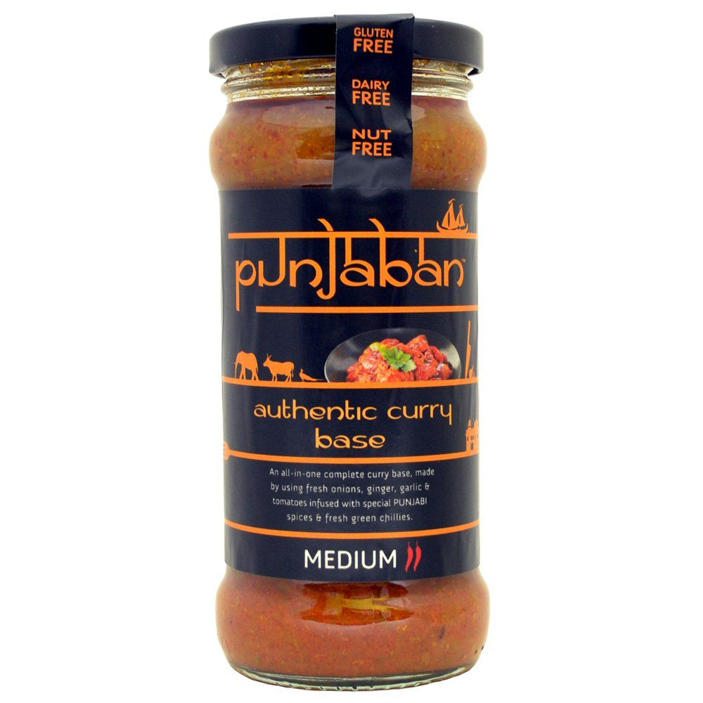 Punjaban 350g Medium Curry Base