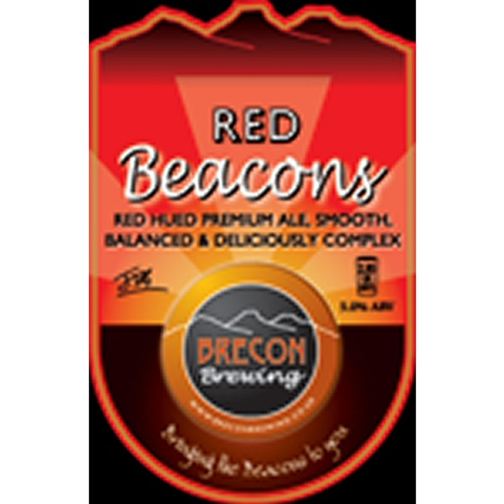Brecon Brewing Brecon Red I.P.A Beer 500ml
