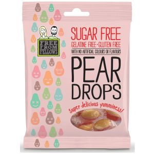 Free From Fellows 70g Sugar Free Pear Drops
