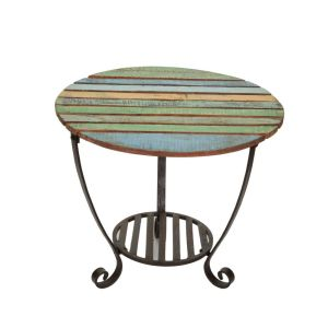 Kadai Recycled Table Top for 60cm High Stand