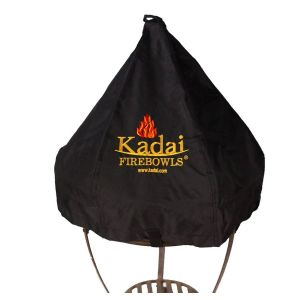 Kadai Firebowl Cover Kit with Pole for 60cm Kadai