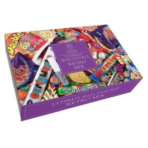 Bon Bons 650g Retro Mix Ultimate Selection Box