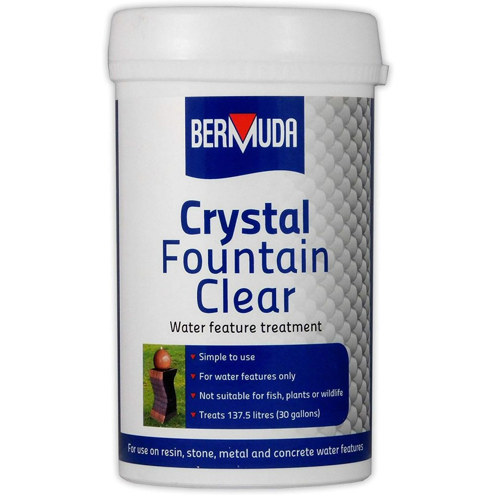 Bermuda 385g Crystal Fountain Clear