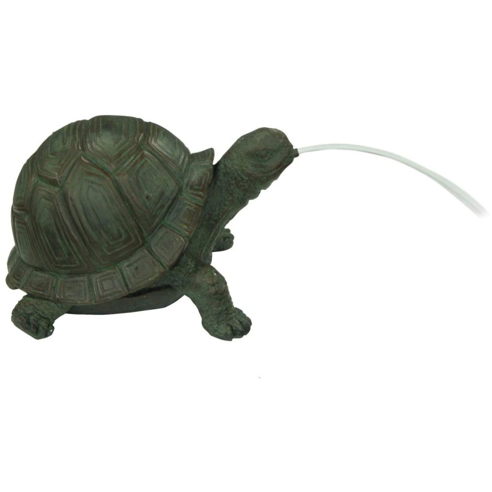 Bermuda 26cm Tortoise Spitter Water Feature