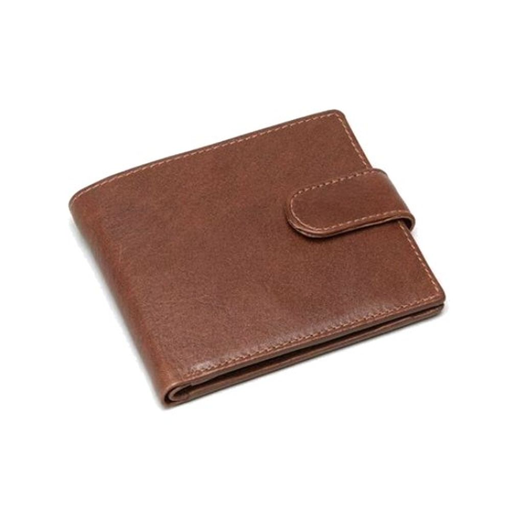 Charles Smith Springvale Leather Wallet - Tan