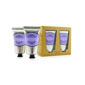 Naturally European 2 x 75ml Lavender Hand & Foot Collection