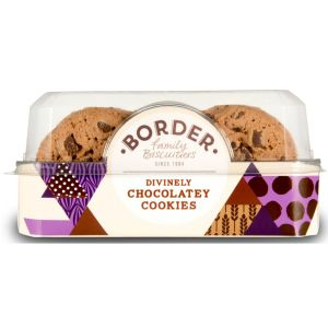Border 150g Divinely Chocolatey Cookies