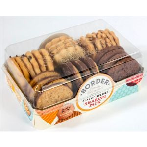 Border 400g Biscuit Sharing Pack