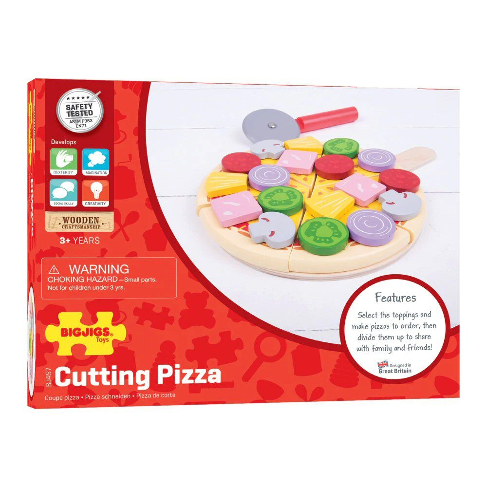 Bigjigs Wooden Pizza