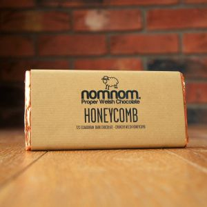 Nom Noms 100g Honeycomb Chocolate Bar