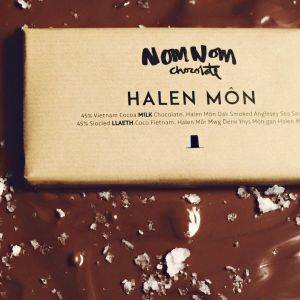 Nom Noms 100g Halen Mon Chocolate Bar