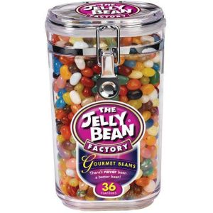 The Jelly Bean Factory 700g Jar