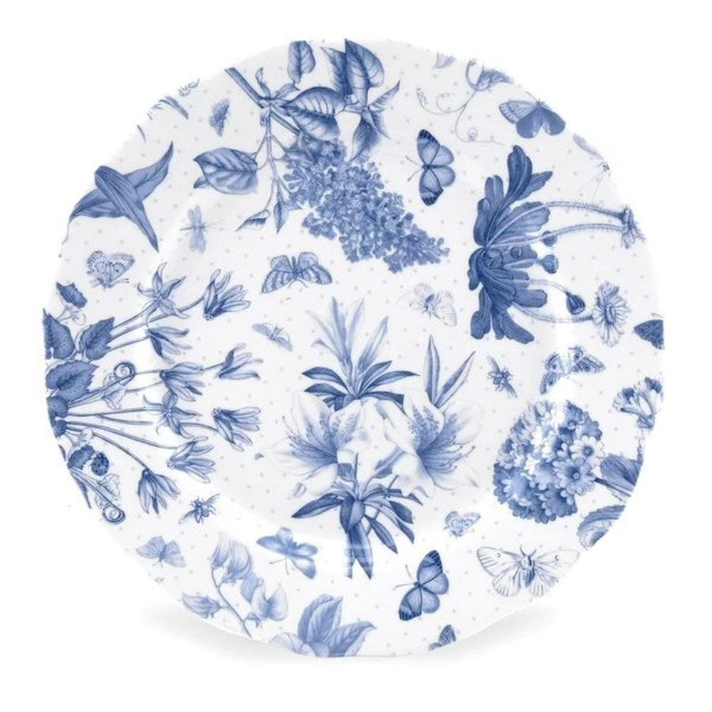 "Portmeirion Botanic Blue 8.5"" Side Plate"