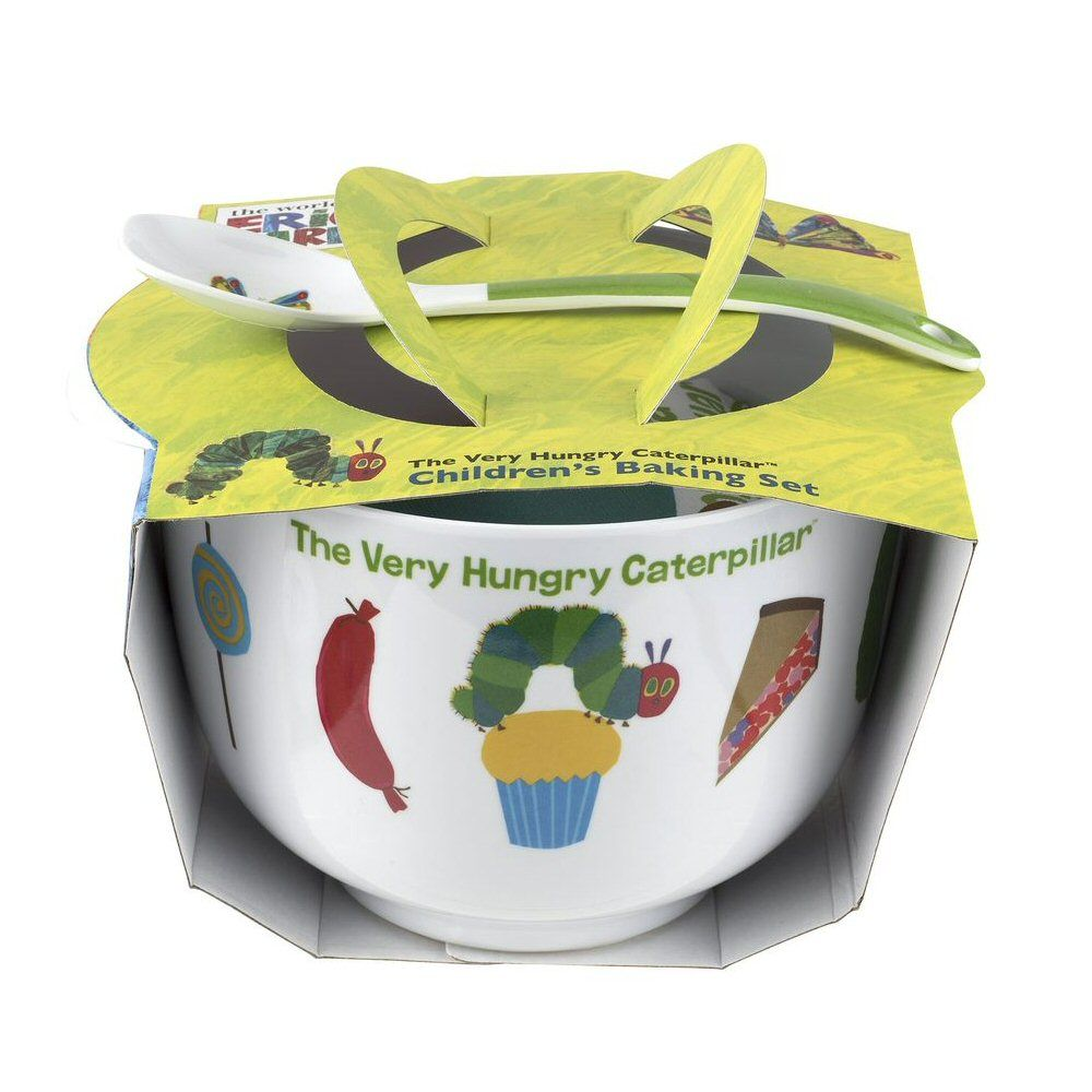 The Very Hungry Caterpillar Baking Set