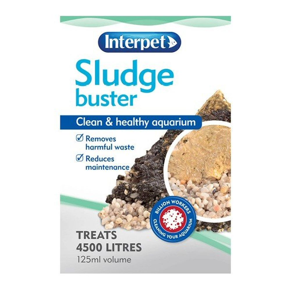 Interpet 125ml Sludge Buster - RC215
