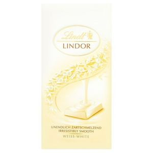 Lindt 100g White Chocolate Bar