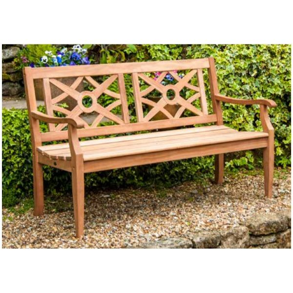 Amazing Alexander Rose 4Ft Heritage Mahogany Bench Wooden Old Pabps2019 Chair Design Images Pabps2019Com