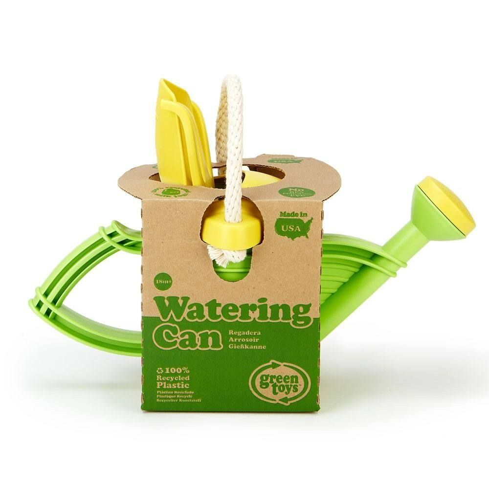 Green Toys Green Watering Can