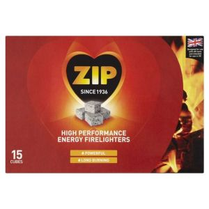 Zip Pack of 15 Original Firelighters - 758050