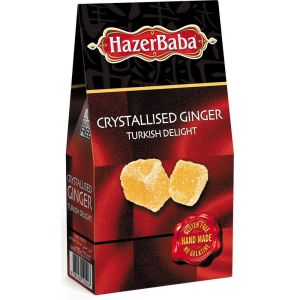 Hazer Baba 100g Ginger Turkish Delight