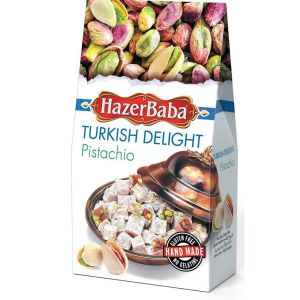 Hazer Baba 100g Pisachio Turkish Delight