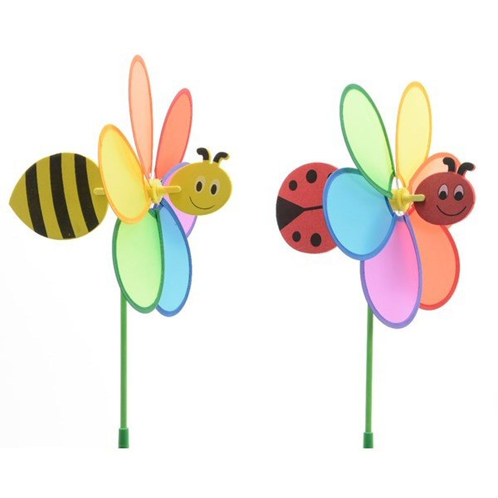 Kaemingk 74cm Insect Wind Spinner (Choice of 2)