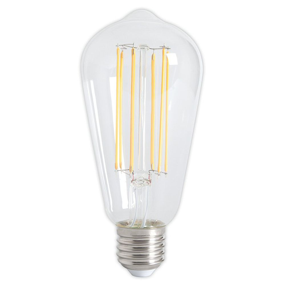Calex E27 LED Full Glass Flex Filament Bulb