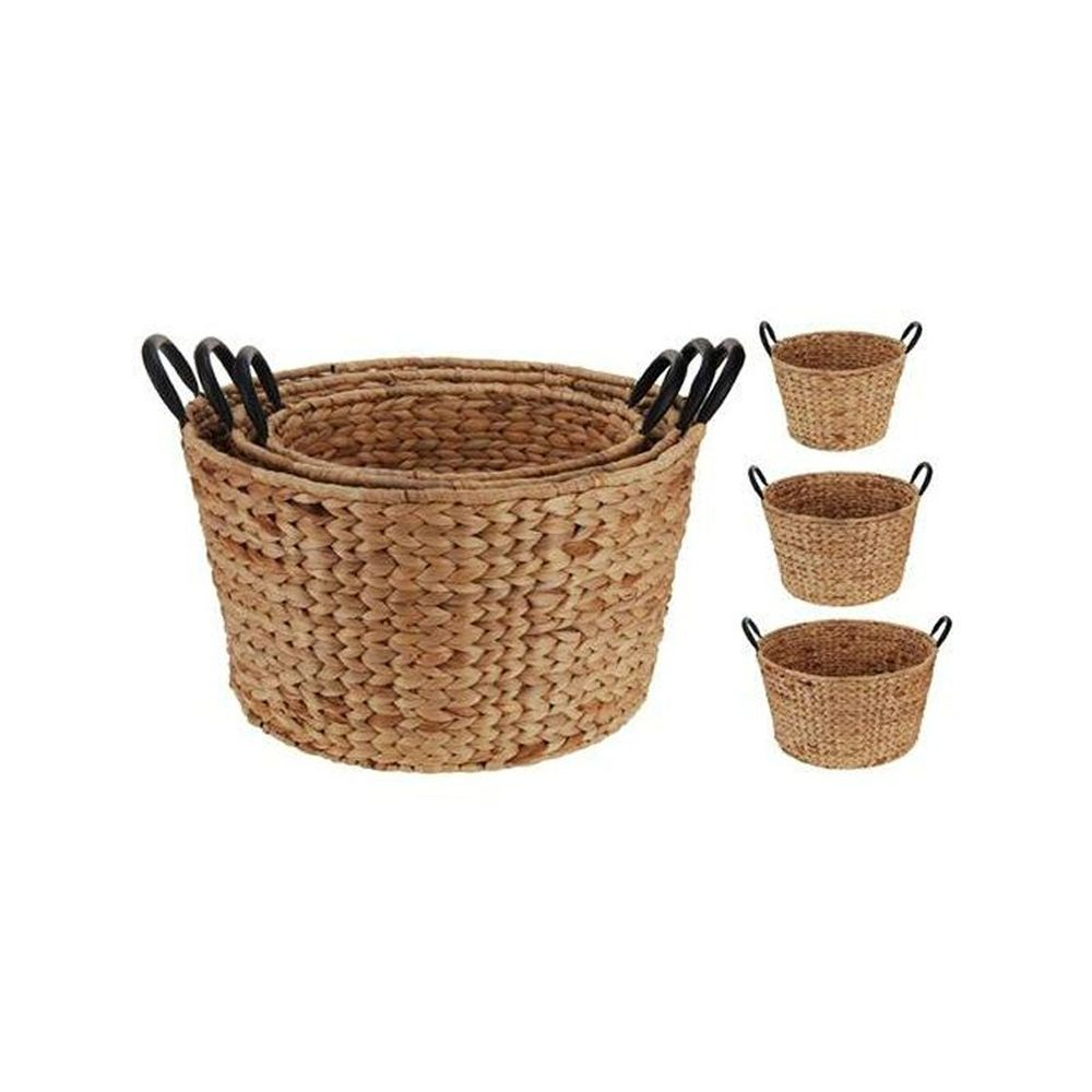 Koopman 45 x 25cm Storage Basket with Handles
