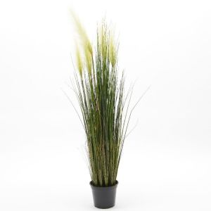 Kaemingk Artificial Potted Tall Grass