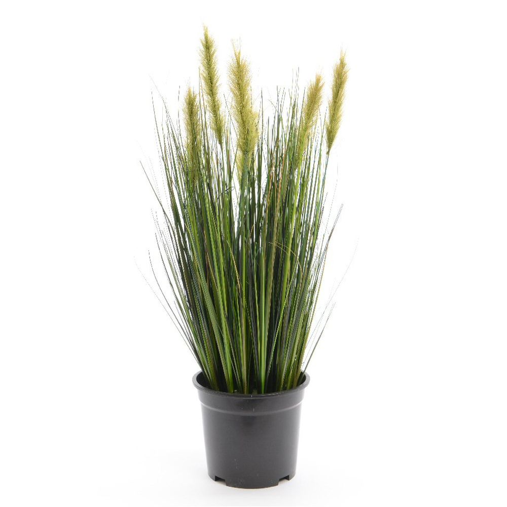 Kaemingk 122cm Potted Artificial Grass