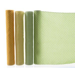 Kaemingk Choice of 4 Coloured Decorative Fabric