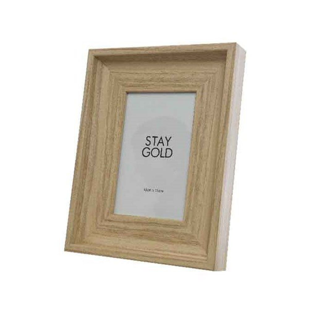 Kaemingk Wood Look Photo Frame