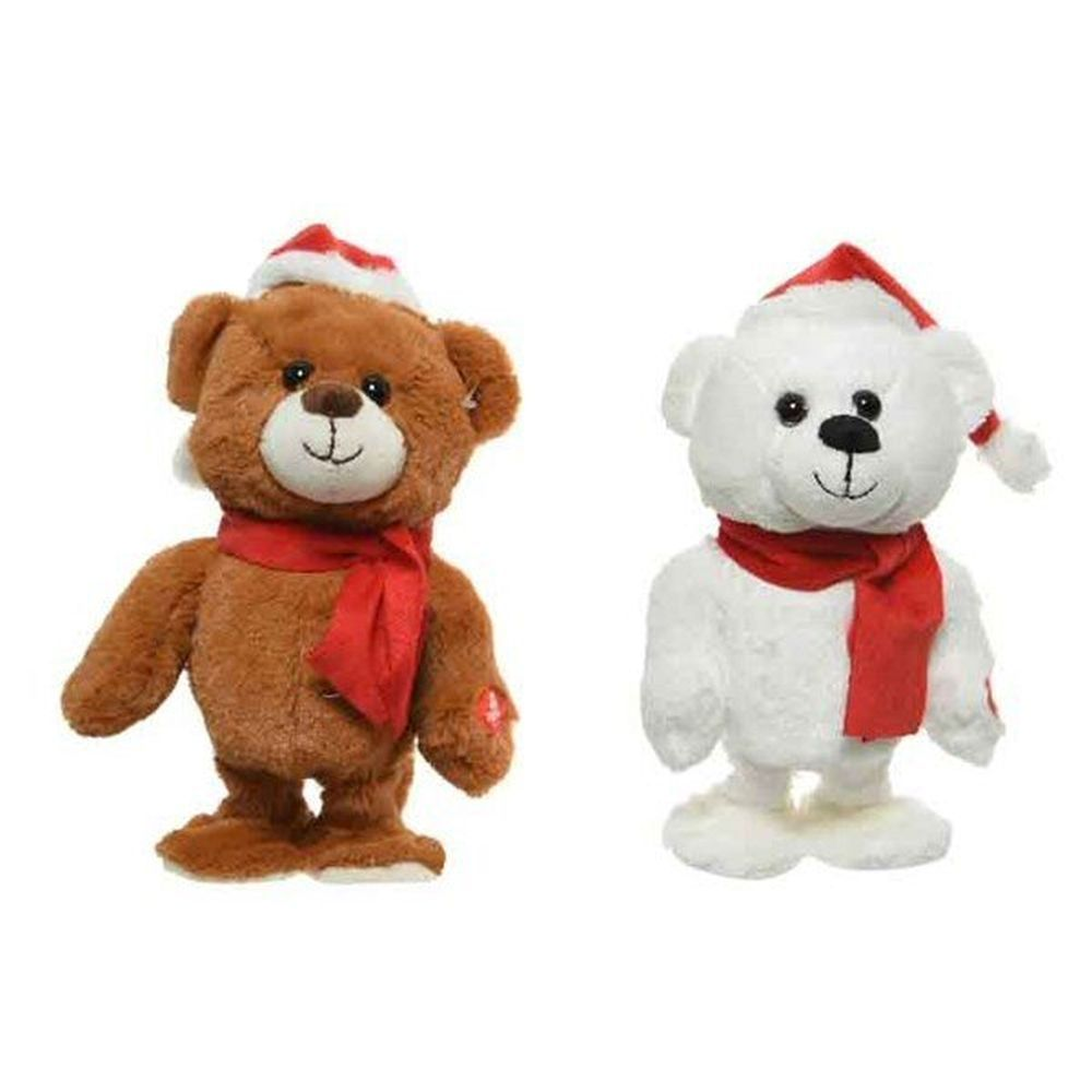 Kaemingk 32cm Walking Bear Animated Toy (Choice of 2)